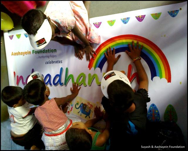 Aashayein Foundation Indradhanush